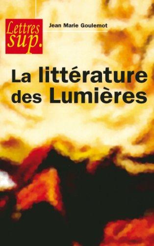 9782200342784: La litt�rature des Lumi�res