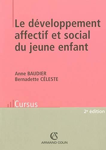 Le développement affectif et social du jeune enfant: n/a