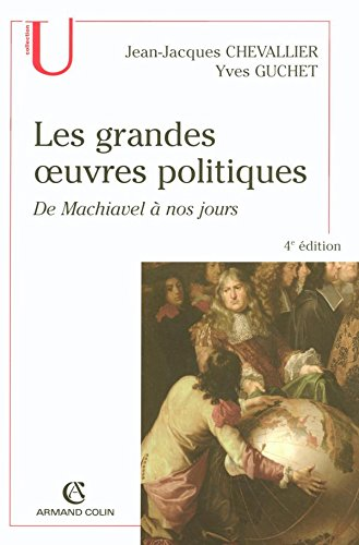 9782200345853: Les grandes oeuvres politiques (French Edition)