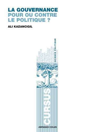 La Gouvernance - Pour ou contre le: Ali Kazancigil