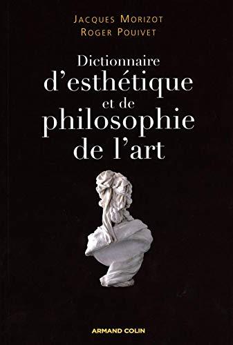 9782200346591: Dictionnaire d'esthétique et de philosophie de l'art