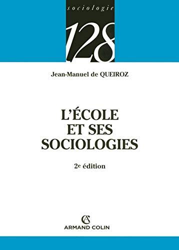 9782200346829: L'école et ses sociologies
