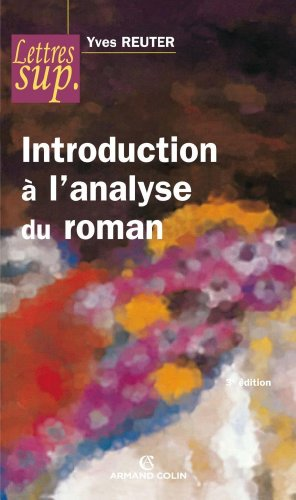 9782200347659: Introduction à l'analyse du roman