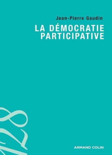 9782200351991: La d�mocratie participative