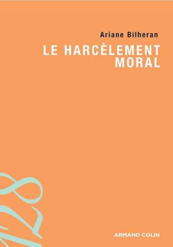 9782200352172: Le harcèlement moral