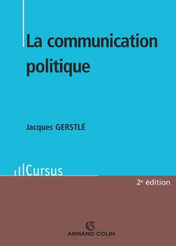 9782200353179: La communication politique (French Edition)