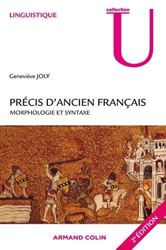 9782200353360: Précis d'ancien français