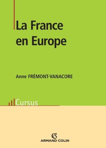 9782200353421: La France en Europe
