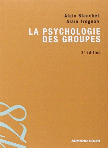 9782200353476: La psychologie des groupes