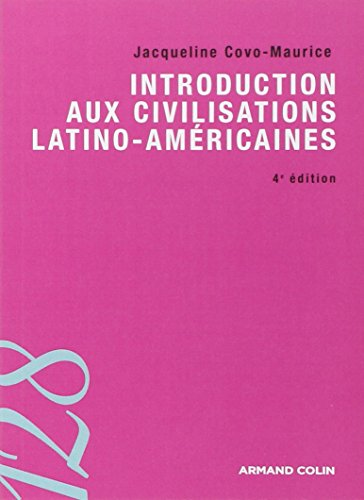 9782200353643: Introduction aux civilisations latino-am�ricaines