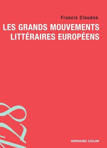 9782200354091: Les grands mouvements littéraires européens (128)