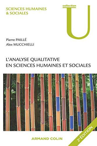 9782200354411: L'analyse qualitative en sciences humaines et sociales