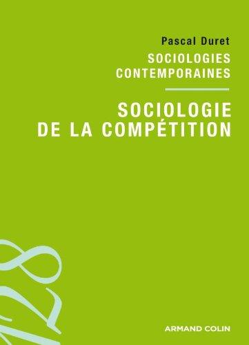 9782200355296: Sociologie de la compétition