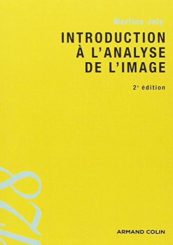 9782200355302: Introduction à l'analyse de l'image (French Edition)