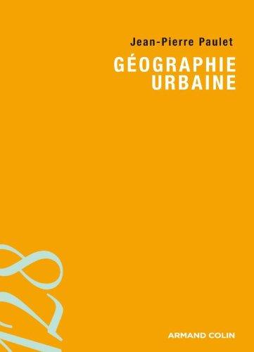 9782200355722: Géographie urbaine