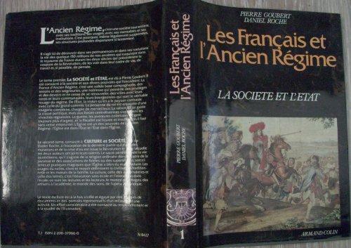 9782200370664: Les Francais et l'Ancien Regime (French Edition)