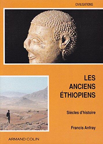 9782200371975: Les anciens ethiopiens 110496 (Colin Gr Dif Ci)