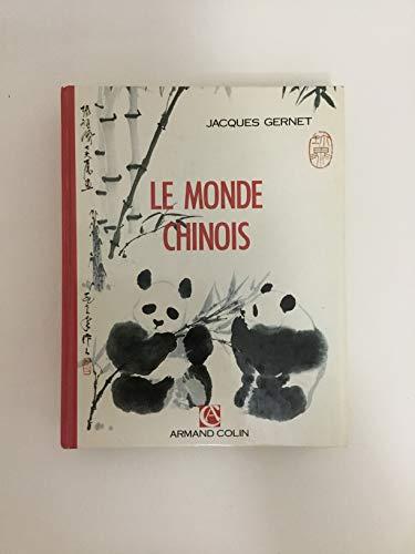 9782200372101: LE MONDE CHINOIS. 3ème édition 1990