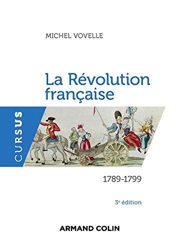 9782200601287: La Révolution française - 3e édition: 1789-1799
