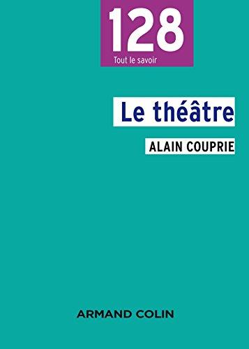 9782200602901: Le th��tre - 2ed.