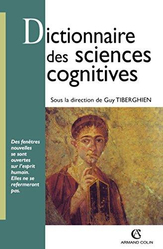 9782200617028: Dictionnaire des sciences cognitives