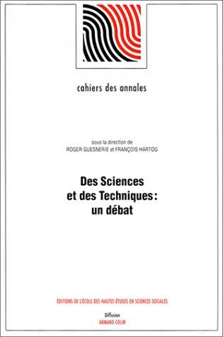 9782200909116: Des sciences et des techniques : Un d�bat