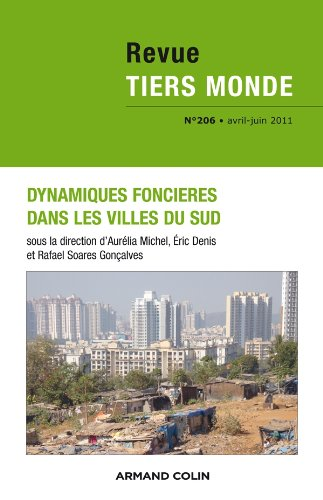 Revue Tiers Monde nº 206 (2/2011) Dynamiques