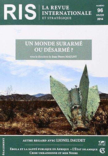 9782200929015: Revue Internationale Stratégique N 96 4/2014