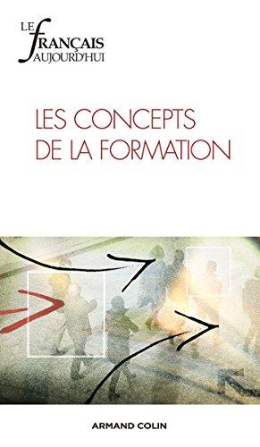 9782200929626: Le français aujourd'hui nº 188 (1/2015) Les Concepts de la formation