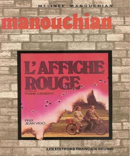 L'affiche rouge: Manouchian, M.
