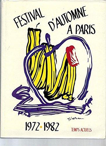 9782201016028: Festival d'automne à Paris (French Edition)