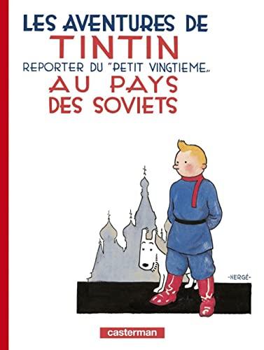 9782203001008: Les Aventures De Tintin Au Pays des Soviets - Tome 1 (French Edition)