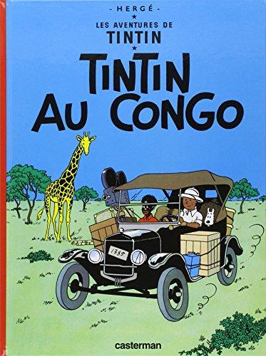 Tintin au congo (Les Aventures De Tintin): Herge
