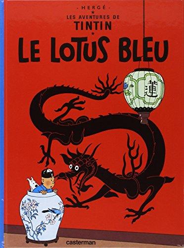 Le Lotus Bleu: Herg?