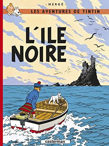 9782203001060: L'ile noire t7 (Les aventures de Tintin)