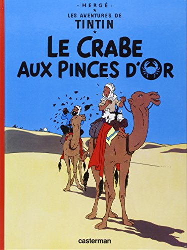 LE CRABE AUX PINCES D'OR T9