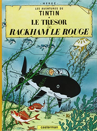 9782203001114: Le Tresor De Rackham Le Rouge (Les Aventures De Tintin)