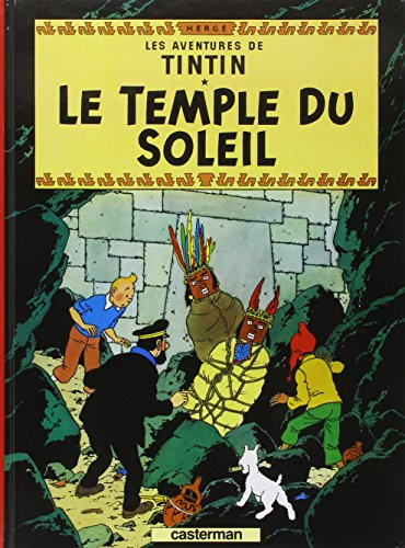 9782203001138: Les Aventures de Tintin: Le Temple Du Soleil - Tome 14 (French Edition)