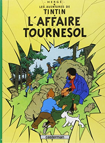 9782203001176: Les Aventures De Tintin The Calculus Affair (FR) (French Edition)