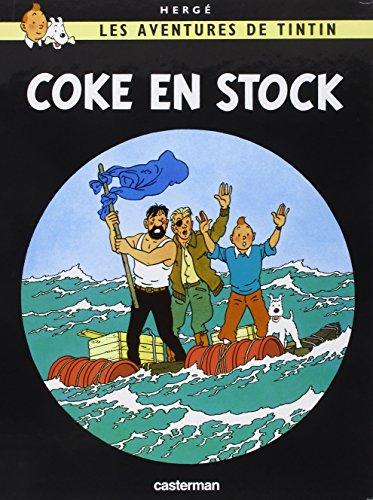 Les avenrures de Tintin The Red Sea Sharks (French Edition)