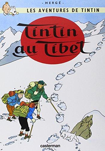 9782203001190: Les Aventures de Tintin, Tome 20 : Tintin au Tibet