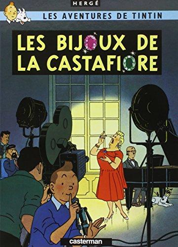 9782203001206: Les Aventures de Tintin The Castafiore Emerald (FR) (French Edition)
