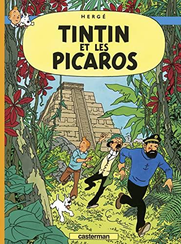 9782203001237: Tintin et les Picaros