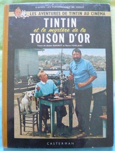 Tintin Et Le Mystere De La Toison D'or: Barret, D'Andre; Forlani, Remo