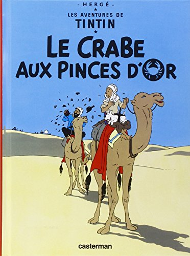 9782203001855: Le Crabe Aux Pinces D'or (Aventures de Tintin) (French Edition)