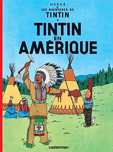 9782203003057: Les Aventures de Tintin. Tintin en Amerique