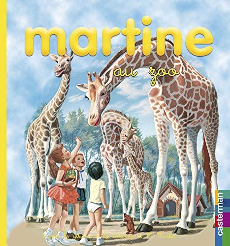 Martine au zoo t24 (petit format -: Gilbert Delahaye; Marcel