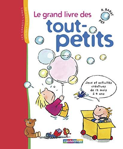 9782203004597: Le grand livre des tout-petits
