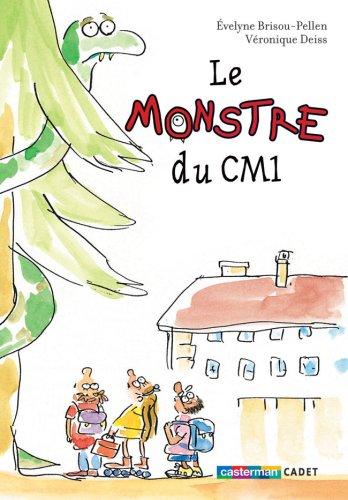 9782203004696: Le Monstre du CM1