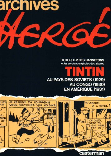 9782203005013: Archives Hergé, Tome 1 : (Archives Herge)